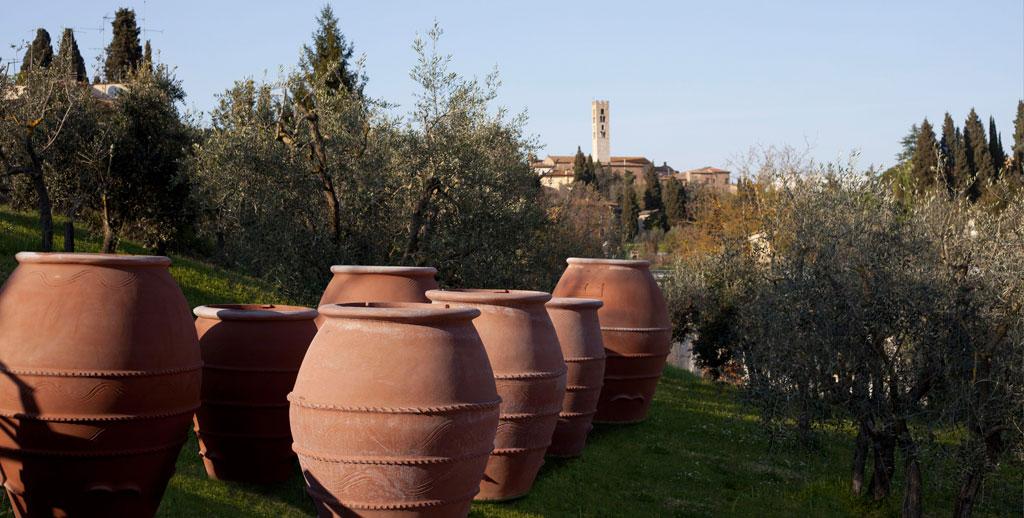 Artenova - Tuscan Terracotta
