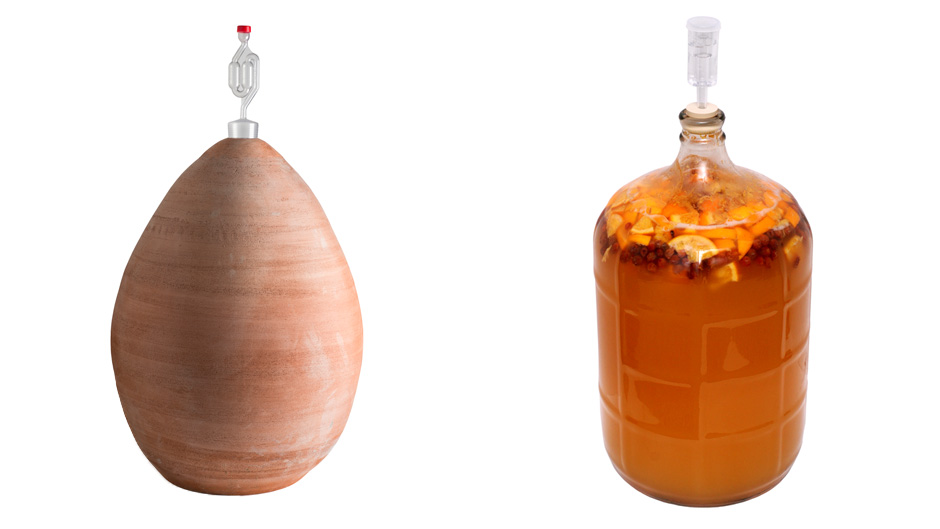 Vessels for Mead