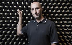 Francesco bartoletti oenologist of Gruppo Matura and technical consultant of Artenova
