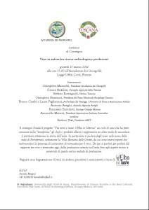 Invito Georgofili