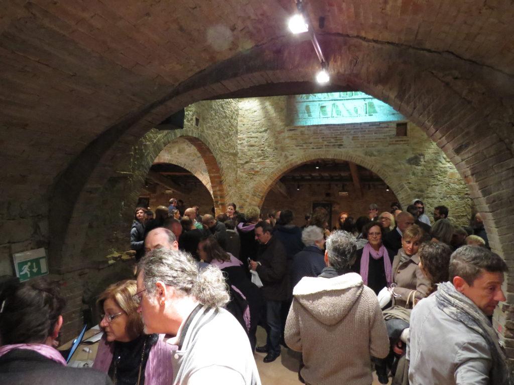 Grande affluenza Terracotta e Vino 2014