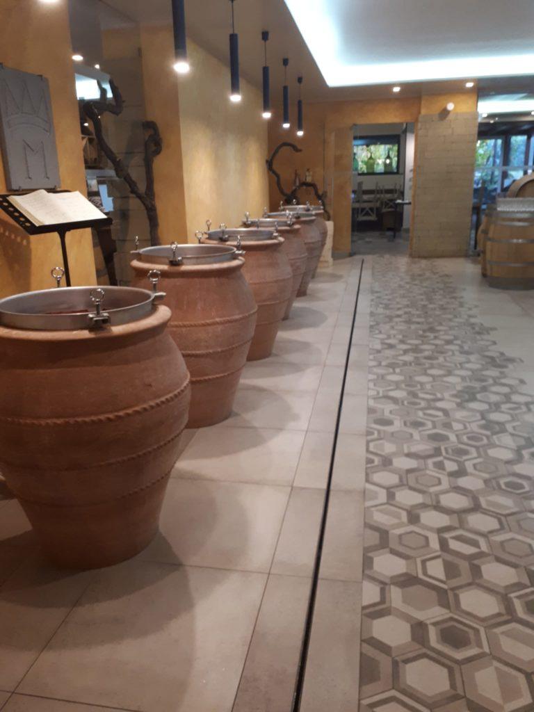 Bosco De 'Medici Winery, Pompeii